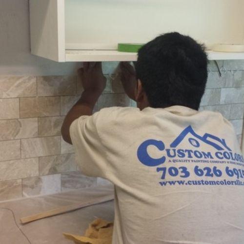 Handyman Provider Custom Colors Llc Gallery Image 2
