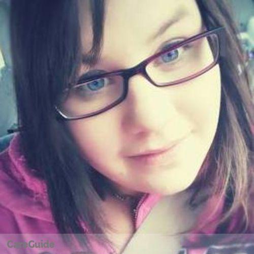 Canadian Nanny Provider Nessa A's Profile Picture