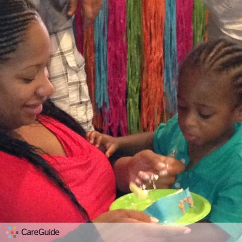 Child Care Job Erica Brown's Profile Picture