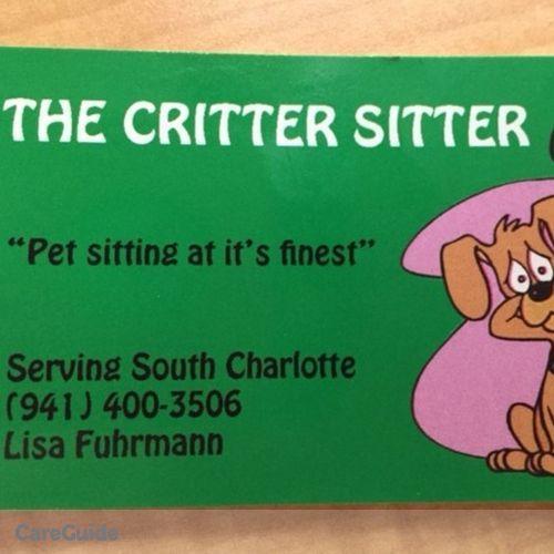 Pet Care Provider Lisa F's Profile Picture