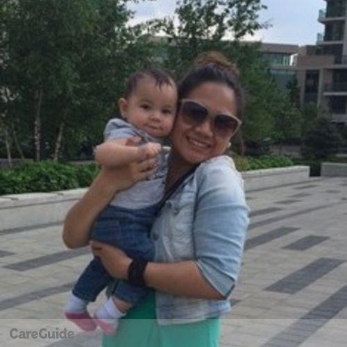 Canadian Nanny Provider Jellie Aquino's Profile Picture
