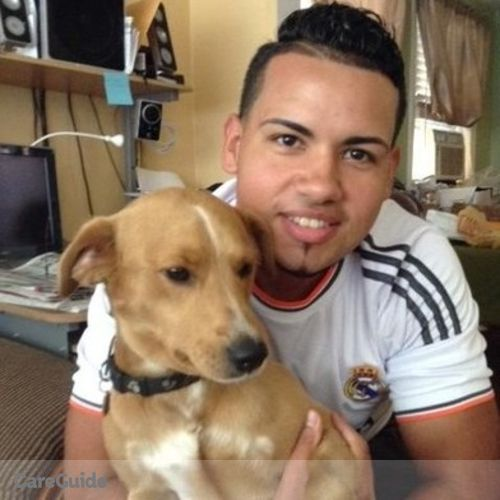 Pet Care Provider Jose Hernandez's Profile Picture