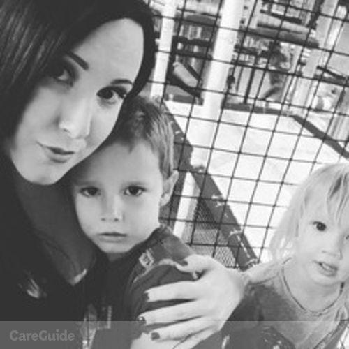 Canadian Nanny Provider Jennica Norrad's Profile Picture