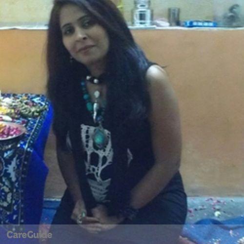Canadian Nanny Provider Sonika S's Profile Picture