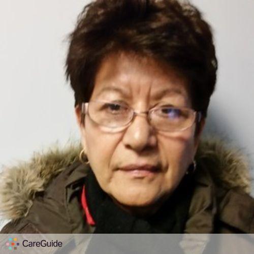 Housekeeper Provider Amalia Perez's Profile Picture