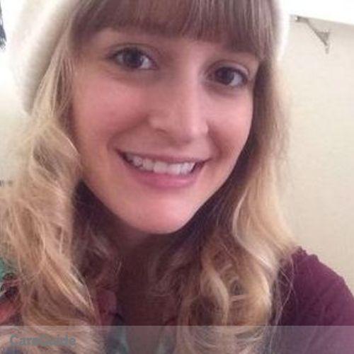 Canadian Nanny Provider Rachelle Mathieu's Profile Picture