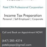 Experience CPA, CGA providing various accounting and tax related services for personal, small businesses and professionals.