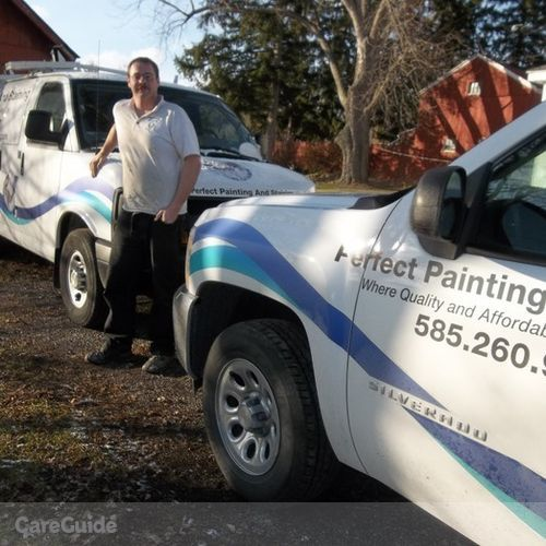 Painter Provider Kenneth S's Profile Picture