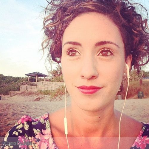 House Sitter Provider Jessica Smith's Profile Picture