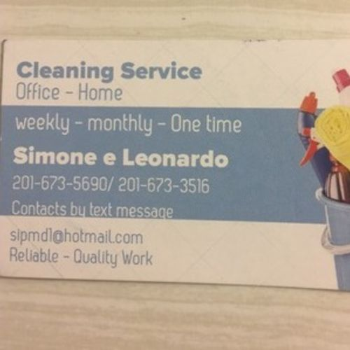 Housekeeper Provider Simone Alves's Profile Picture
