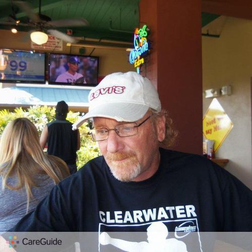 Painter Provider Dan Ramsey's Profile Picture
