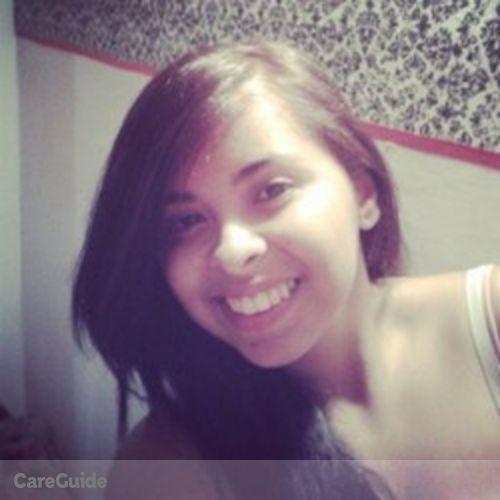 Canadian Nanny Provider Gabriela Matheus's Profile Picture