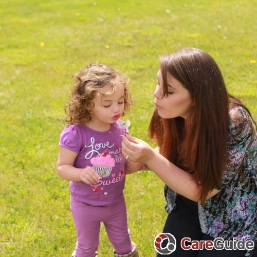 Child Care Provider Felicia S's Profile Picture