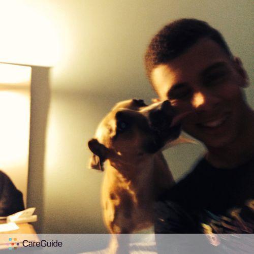 Pet Care Provider Gabriel T's Profile Picture