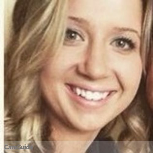 Canadian Nanny Provider Brittany Baker's Profile Picture