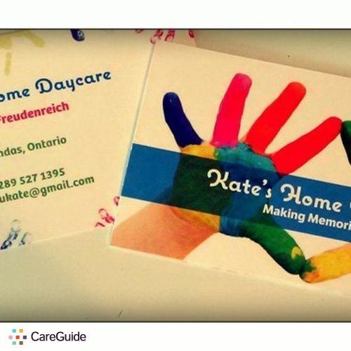Child Care Provider Kate Freudenreich's Profile Picture