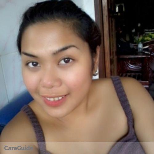 Canadian Nanny Provider Maria Christina Bambi Lopez's Profile Picture