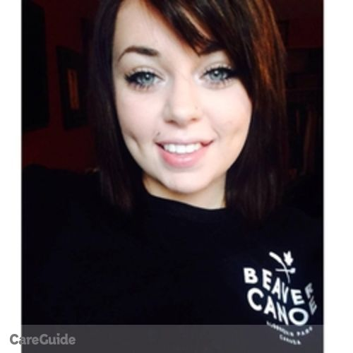 Canadian Nanny Provider Jessica Downs's Profile Picture