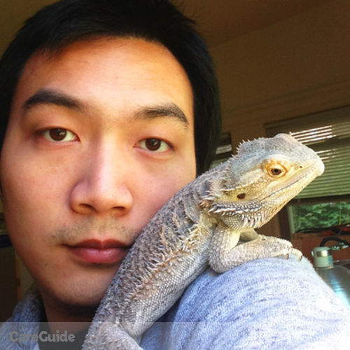 Pet Care Provider Shan Chen's Profile Picture