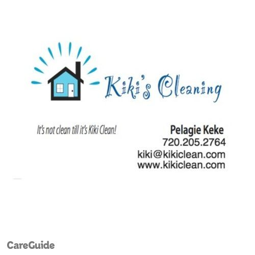 Housekeeper Job Pelagie -kiki Keke's Profile Picture