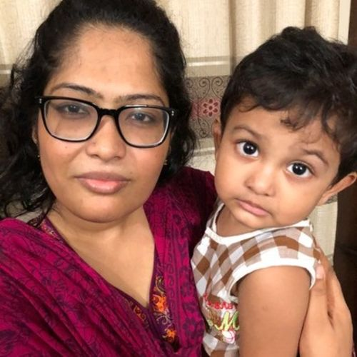 Canadian Nanny Provider Sharmin I's Profile Picture