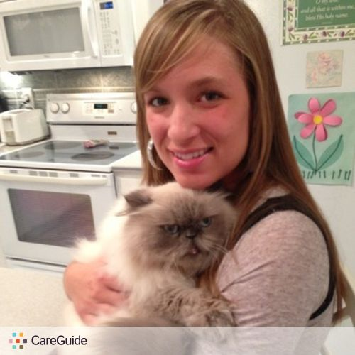 House Sitter Provider Danielle Martin's Profile Picture