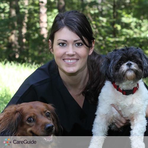 Pet Care Provider Ashley Rich's Profile Picture