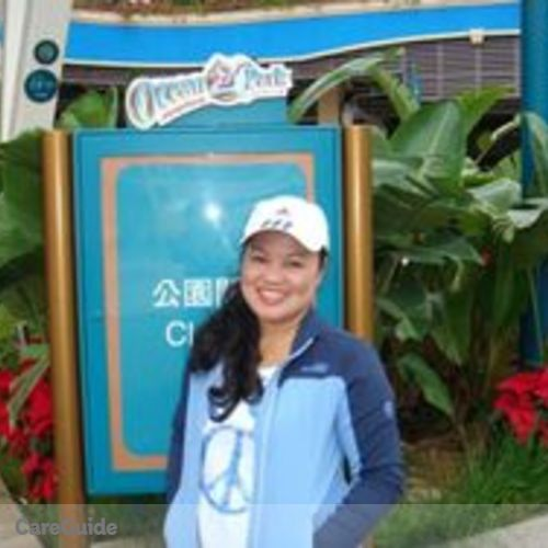 Canadian Nanny Provider Deasy Dagohoy's Profile Picture