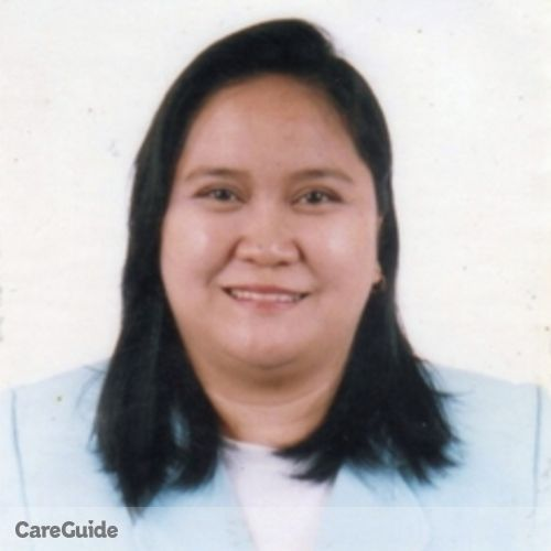 Canadian Nanny Provider Andrea Gonowon's Profile Picture