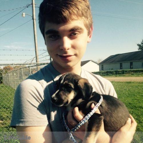 Pet Care Provider Kody Kassebaum's Profile Picture