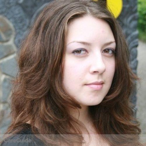 Canadian Nanny Provider Olga Romanchenko's Profile Picture