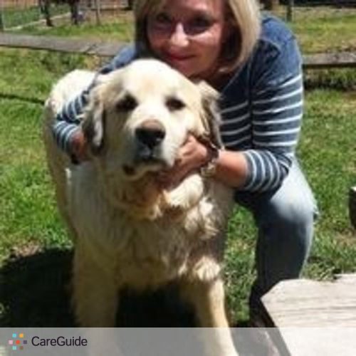 Pet Care Provider Christina Lenyk Dahl's Profile Picture