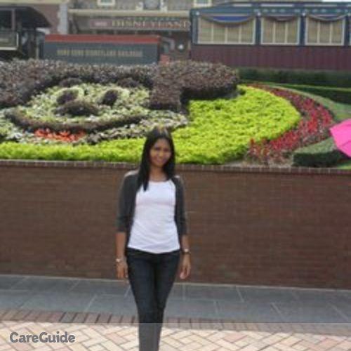 Canadian Nanny Provider Maria Caridad R's Profile Picture