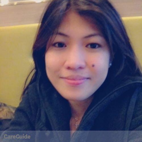 Canadian Nanny Provider Angel Azarcon's Profile Picture