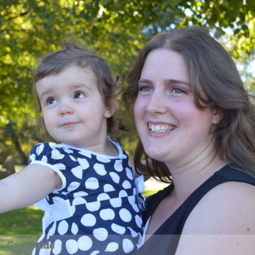 Canadian Nanny Provider Tia van Deventer's Profile Picture