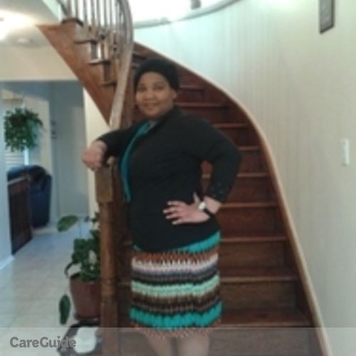 Canadian Nanny Provider Shanique Robertson-Samuels Gallery Image 1
