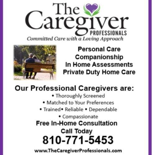 Elder Care Job The Caregiver Professionals P Gallery Image 2