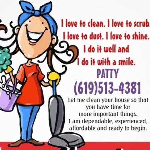 House Sitter Provider Patricia Q's Profile Picture