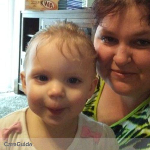 Child Care Job Misty G's Profile Picture