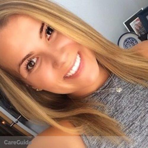 Canadian Nanny Provider Kourtney C's Profile Picture