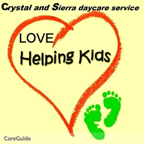 Child Care Provider Crystal and Sierra F's Profile Picture