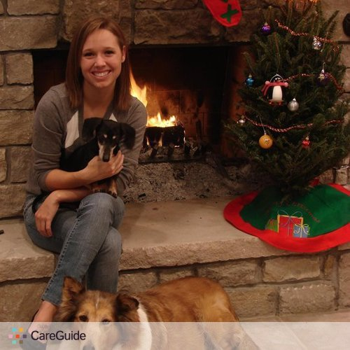 Pet Care Provider Alexandra Kirkpatrick's Profile Picture