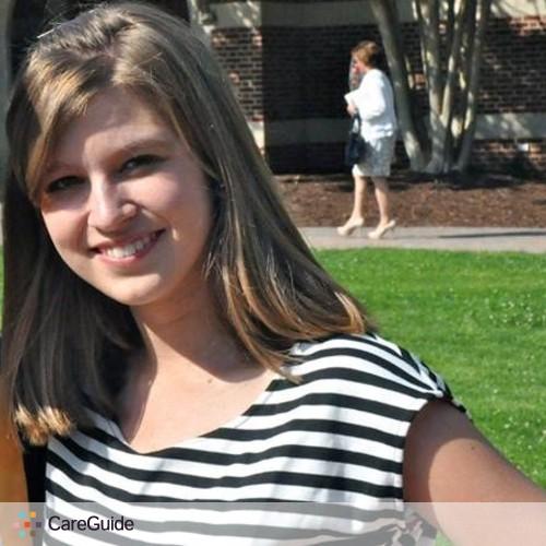 Pet Care Provider Ashlee Hanson's Profile Picture