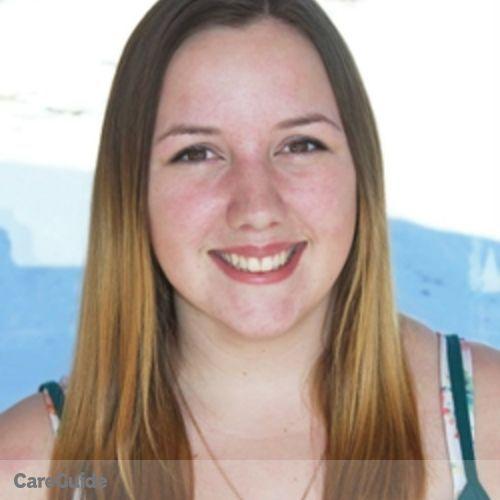 Canadian Nanny Provider Mercedes Rivoire's Profile Picture