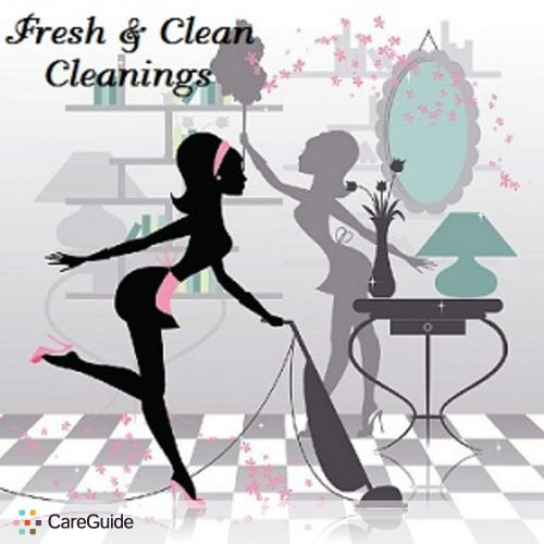 Housekeeper Provider Fresh & Clean Cleanings's Profile Picture