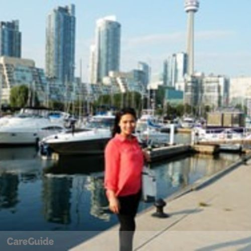 Canadian Nanny Provider Marilou Taan's Profile Picture