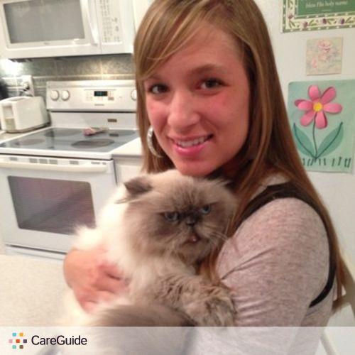 Pet Care Provider Danielle Martin's Profile Picture