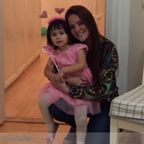 Canadian Nanny Provider Carolina Franco's Profile Picture