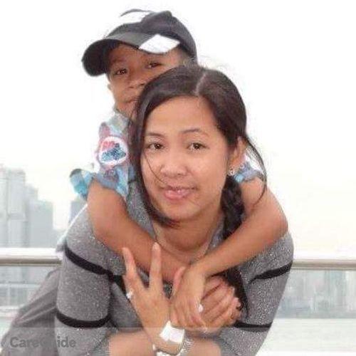 Canadian Nanny Provider Annaly Dela Cruz's Profile Picture