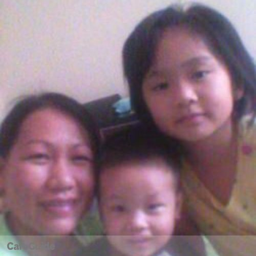 Canadian Nanny Provider Geraldine R's Profile Picture